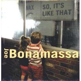 JOE BONAMASSA - So, It's like that