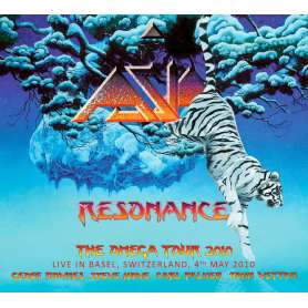 ASIA - Resonance The Omega Tour 2010 - 2CD/DVD