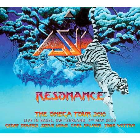 ASIA - Resonance The Omega Tour 2010 - 2CD/DVD