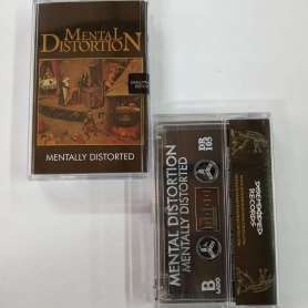 copy of MENTAL DISTORTION - Mentally Distorted - Casette