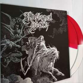 Infernal Death - 2LP - Demo # 1 / A Mirror Blackened - Color