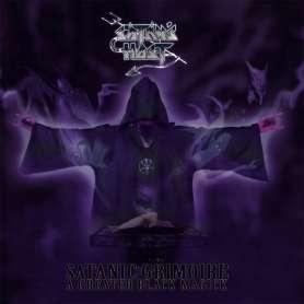 SATANS HOST - Satanic grimore: A greater black magick - Cd