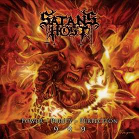 SATANS HOST - Power purity perfection - Cd