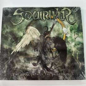 SOULRIVER  - The Dark Path of the Fallen Souls - Cd
