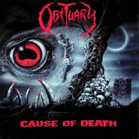 Obituary - Cause Of Death - Cd
