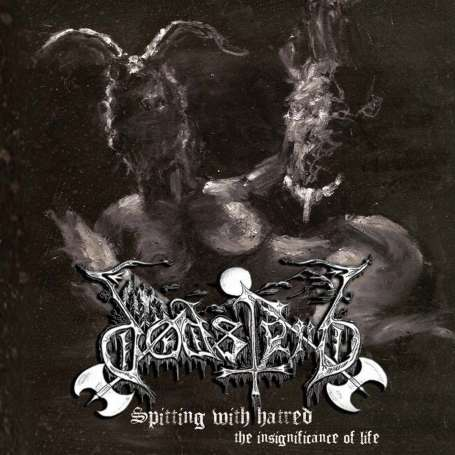 DODFERD - Spitting With Hatred The Insignificance Of Life - Cd