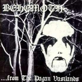 BEHEMOTH - from the pagan vastlands - Cd Bootleg