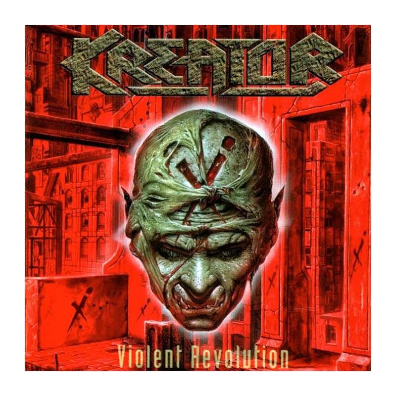 KREATOR - Violent Revolution - Cd