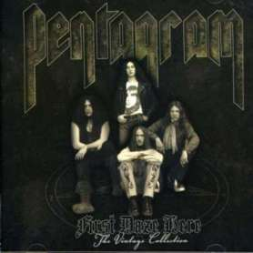 PENTAGRAM -  First Daze...