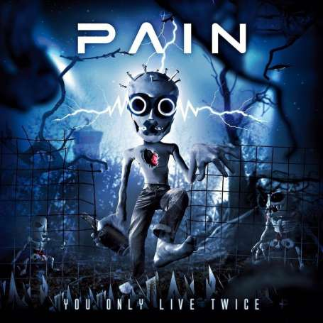 PAIN - You Only Live Twice - 2cd