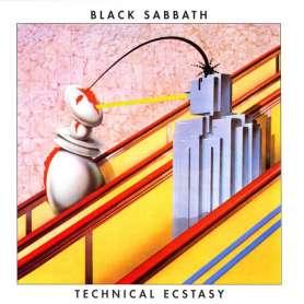 Black Sabbath - Technical Ecstasy - Cd Slipcase