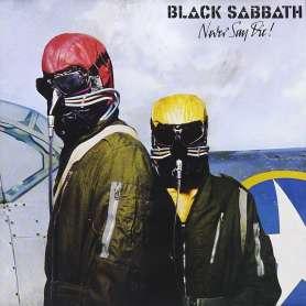 BLACK  SABBATH  - now say die - cd Slipcase