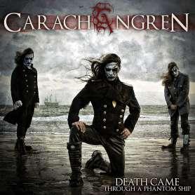 CARACH  ANGREN - Death came through a phantom ship - Cd Slipcase