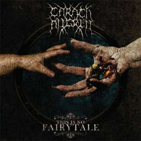 Carach Angren - This Is No Fairytale - Cd SLIPCASE