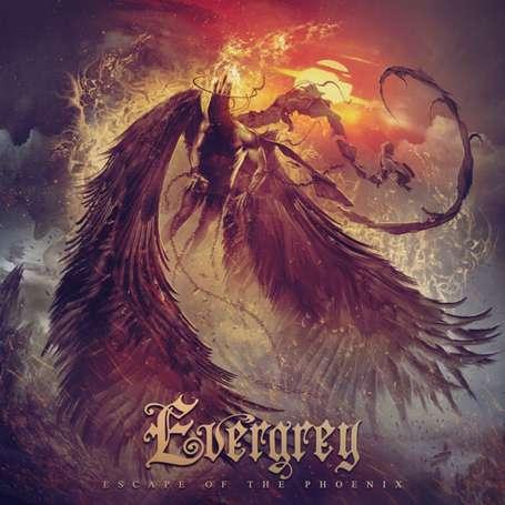 Evergrey escape of the phoenix - Cd Slipcase