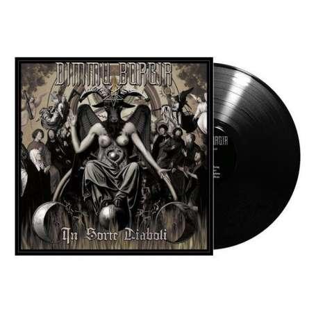 Dimmu Borgir - LP - In Sorte Diaboli