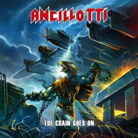 Ancillotti - LP - The Chain Goes On