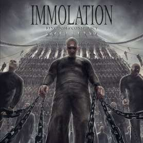 IMMOLATION - Kingdom of...