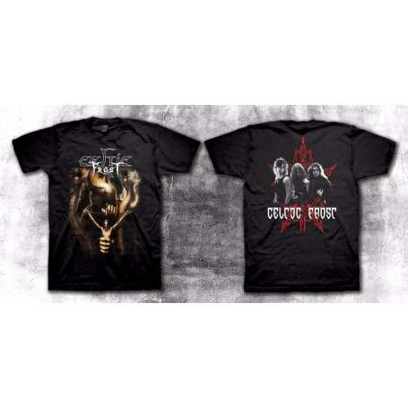 CELTIC FROST - To Mega Therion - Remera