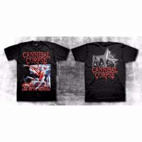 CANNIBAL CORPSE - Tomb Of The Mutilated - Remera