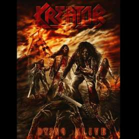 KREATOR - Dying Alive DVD