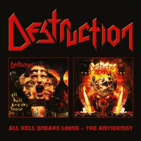 DESTRUCTION - All Hell...