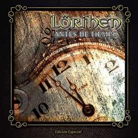 LORIHEN - Antes del Tiempo - Cd
