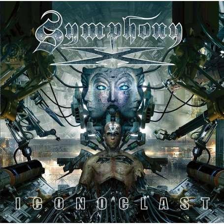 SYMPHONY X - Iconoclast - 2 Cd