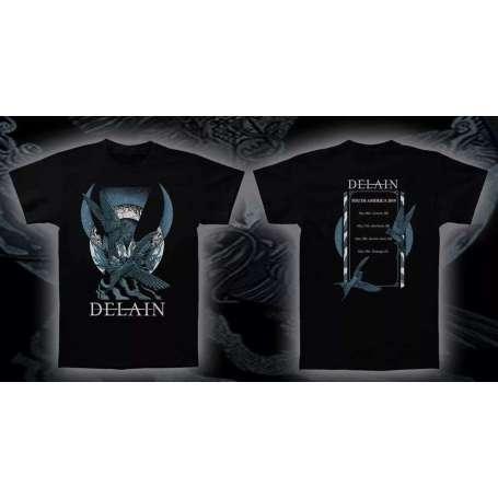 DELAIN - Tour 2019 - Remera