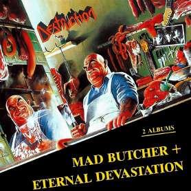 DESTRUCTION - Mad Butcher +...