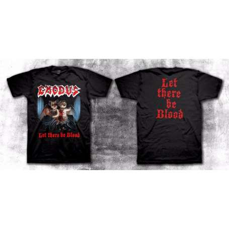 EXODUS - Let There Be Blood - Remera
