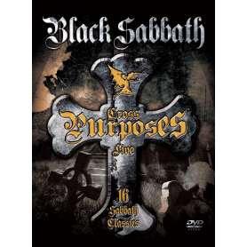 BLACK SABBATH - Cross Purposes Live - DVD