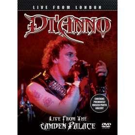 DI'ANNO - Live From London...