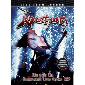 VENOM - Live From London (Live From The Hammersmith Odeon Theatre)