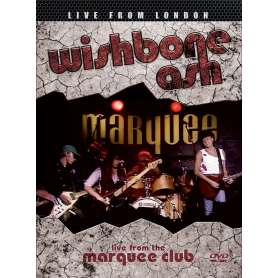 WISHBONE ASH - Live From...