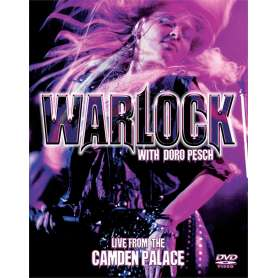 WARLOCK (With Doro Pesch) - Live from Camden Palace - DVD