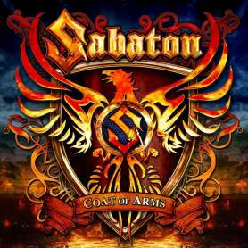 SABATON - Coat Of Arms