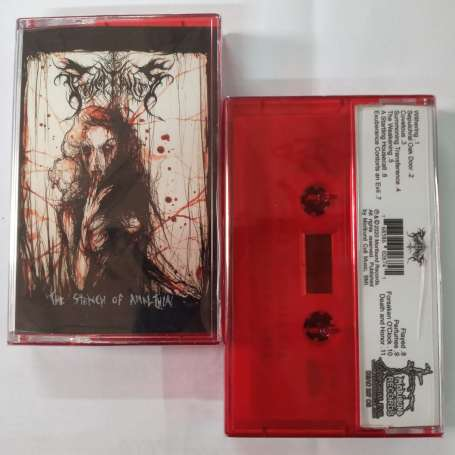 PROJECTIONIST - STENCH OF AMALTHIA - Casette