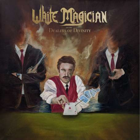 WHITE MAGICIAN - Dealers Of Divinity - Cd