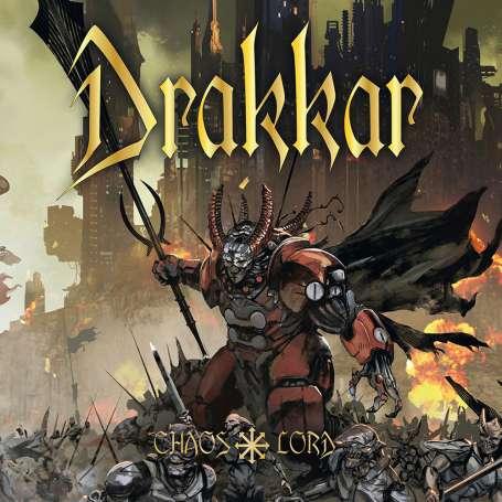 DRAKKAR - Chaos Lord - Cd Digipack