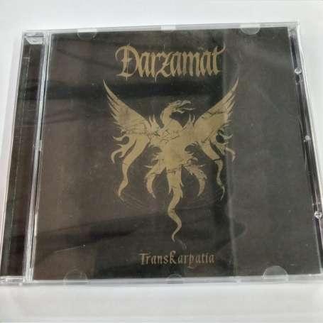 DARZAMAT - TRANSKARPATIA - CD