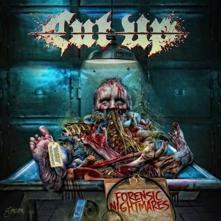 CUT UP - Forensic Nightmares - Cd Slipcase