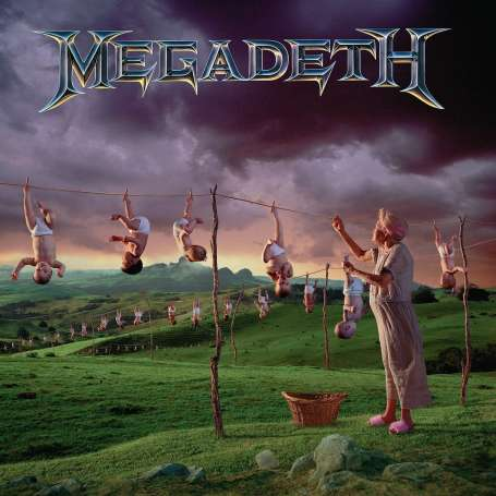 MEGADETH -  Youthanasia - Cd