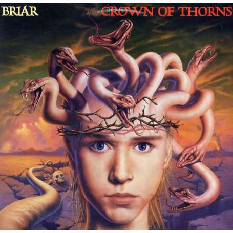 BRIAR - Crown Of Thorns - Cd slipcase