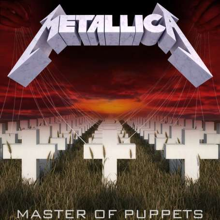 METALLICA  - Master Of Puppets - Cd Digifile