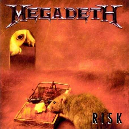 MEGADETH - Risk - Cd