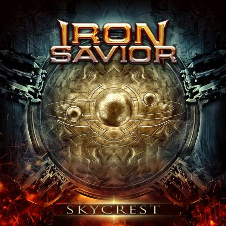 IRON SAVIOR - Skycrest - Cd Slipcase