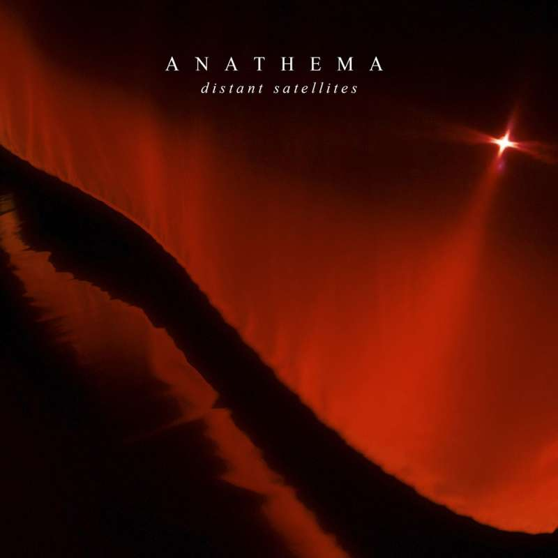ANATHEMA - Distant Satellites - Cd