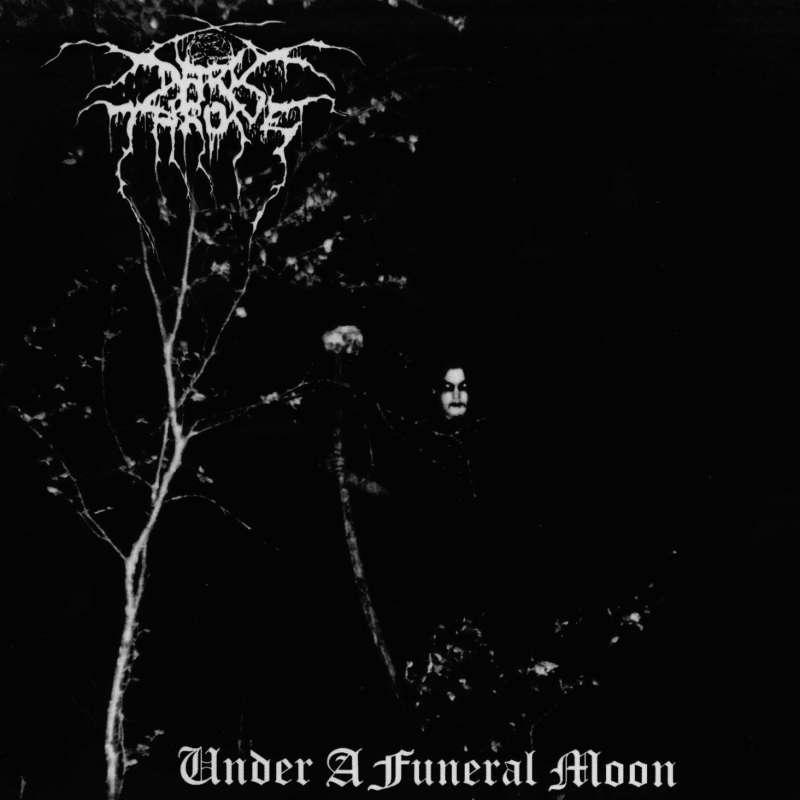 DARKTHRONE - Under a Funeral Moon 2CD