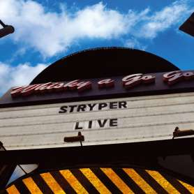 STRYPER  -  Live at the...